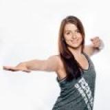 Lena Schreiter--Instruktor für Zumba,Hiphop,Balance Work