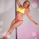 Sabine Herrmann-- Pole Dance Fitness